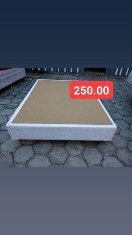 Bases box de casal padrão