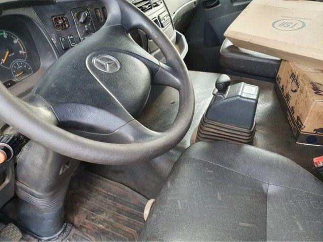 Caminhão 3344 6x4 CAÇAMBA TRAÇADO  - Foto 6
