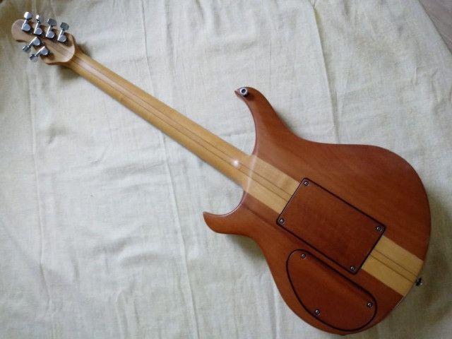 Guitarra Ledur Ponte Gotoh captção Sergio Rosar parcelo ML/avalio trocas - Foto 2