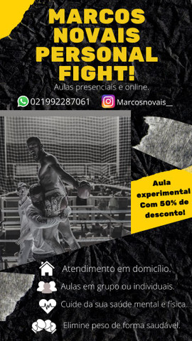Aulas  de luta  - Foto 4