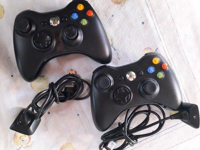 Xbox 360 completo e desbloqueado - Foto 6