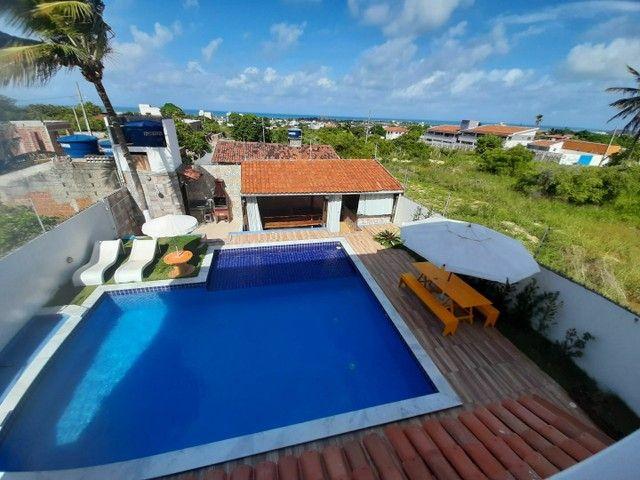 Casa com Piscina e Vista Mar Carapibus - Foto 6