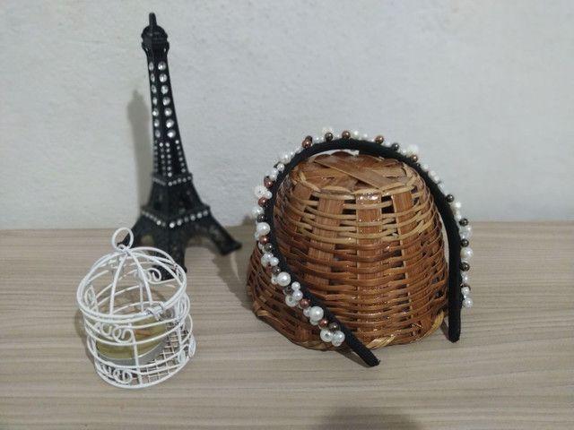 Tiaras de pérolas - Foto 3