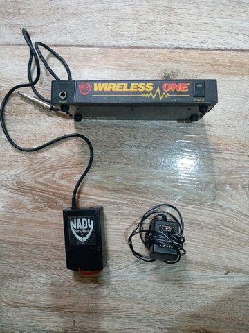 Wireless one Nady sistem guitara - Foto 6