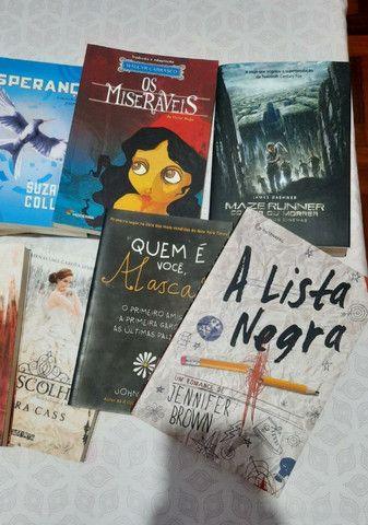 Livros: Jogos Vorazes, A seleção, Maze Runner, e vários outros! - Foto 3
