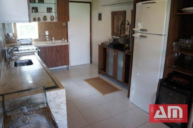 Vendo Excelente Flat mobiliado em condomínio com estrutura de lazer em Gravatá. - Foto 6