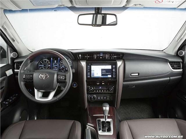 Toyota Hilux sw4 2021 2.8 d-4d turbo diesel srx 7l 4x4 automático - Foto 7
