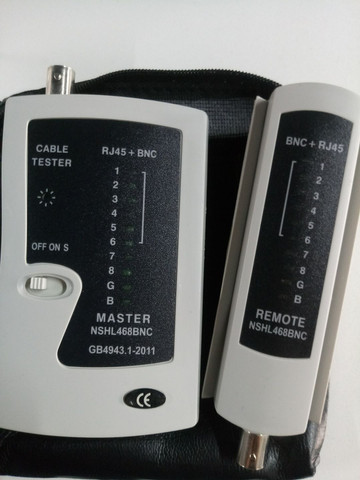 Testador de cabo de Rede e BNC - Foto 5