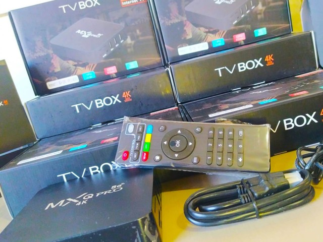 Controle remoto para tv box - Foto 3