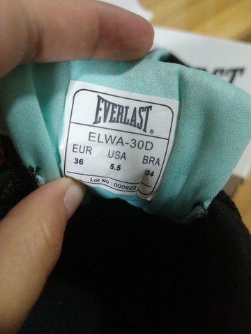 Vendo tênis Everlast Climber II - Foto 4