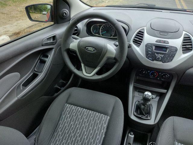 Ford Ka SE 1.0 flex completo 69.000km ano 17 - Foto 12
