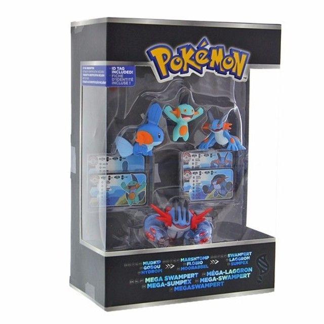 Kit Pokémon Evolução - Mudkip - Tomy
