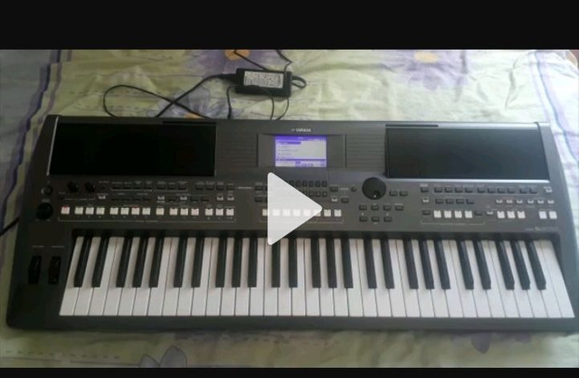 Teclado Yamaha s670  - Foto 2