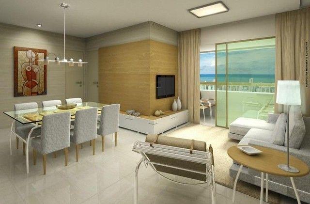Apartamento com 3 quartos (1 suíte) à venda, 86 m² por R$ 776.000 - Pina - Recife/PE - Foto 6