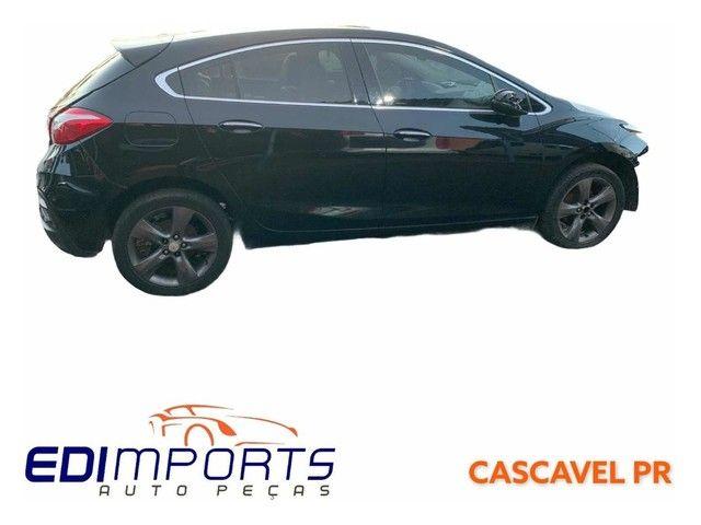 Sucata Para Venda De Peças Chevrolet Cruze Ltz 1.4 Turbo