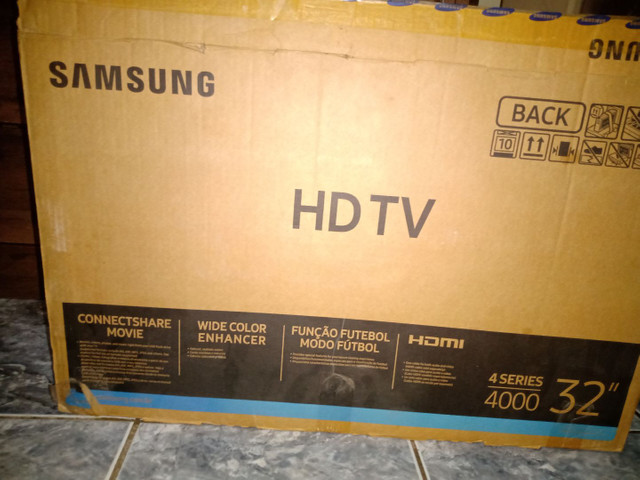 Tv Samsung 32 - Foto 6