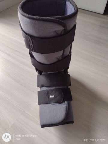 Bota ortopédica média - Foto 2