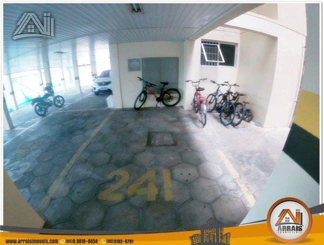 Apartamento com 3 dormitórios à venda, 118 m² por R$ 300.000,00 - Vila União - Fortaleza/C - Foto 13