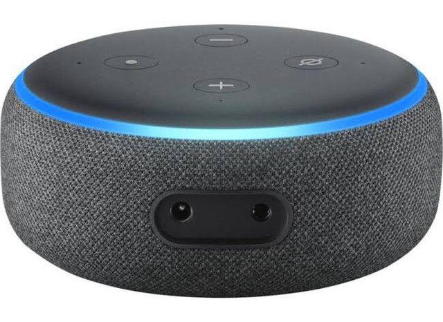 Caixa de som inteligente Alexa