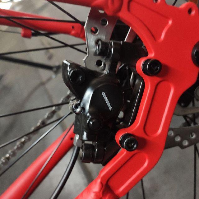 Bicicleta aro 29 OGGI HACKER HDS - Foto 3