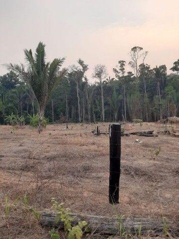 Vendo terreno no km 18 sentido Humaitá 45000 mil aceito proposta  - Foto 5