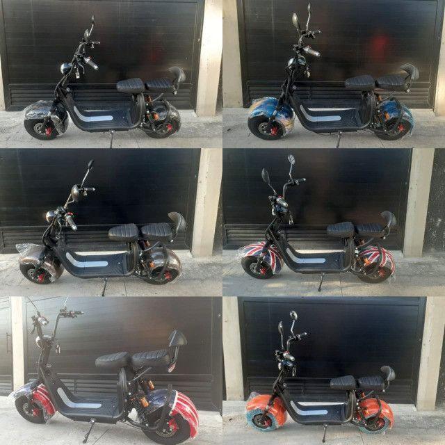 Bike scooter elétrica Harley X3