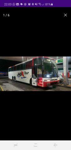 Vendo Ou Troco Ônibus Com Empresa Doc ok. - Foto 5
