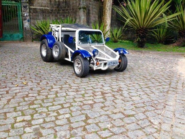 Gaiola baja buggy  - Foto 4