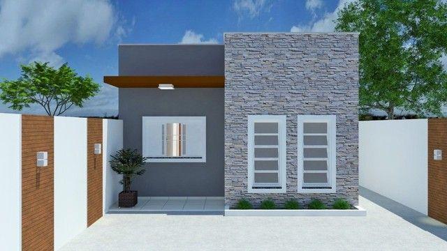 Imperdível! Casas novas em laje e porcelanato  à venda  no Chapéu do Sol - 220 mil reais - Foto 19