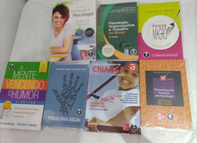 Livros de Psicologia NOVOS - Foto 2