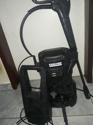 Lavadora de alta pressão Kärcher K2 Black de 1200W com 1600psi de pressão máxima 127V - Foto 5
