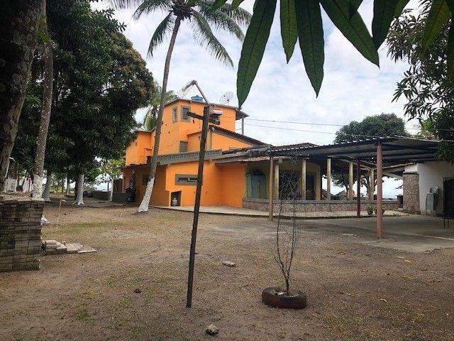 Casa Praia Chácara Sitio  8 Quartos 6 Suítes E 10 Banheiros Piscina Vendo Troco Facilito - Foto 10