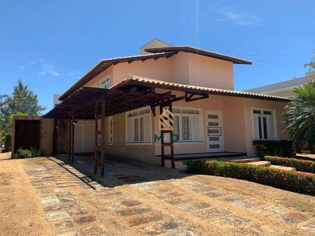 Casa com 4 dormitórios à venda, 360 m² por R$ 2.250.000,00 - Porto das Dunas - Aquiraz/CE - Foto 2