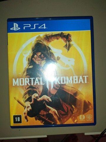 Jogo ps4 Mortal Kombat 11 - Foto 3