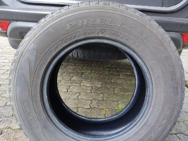Jogo de pneus Scorpion STR 265/65//R17 - Foto 2