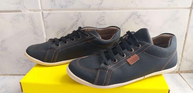 Sapato infantil masculino CARUARU número 32