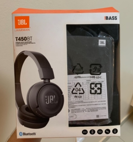 Headphone JBL T 450BT - Foto 3