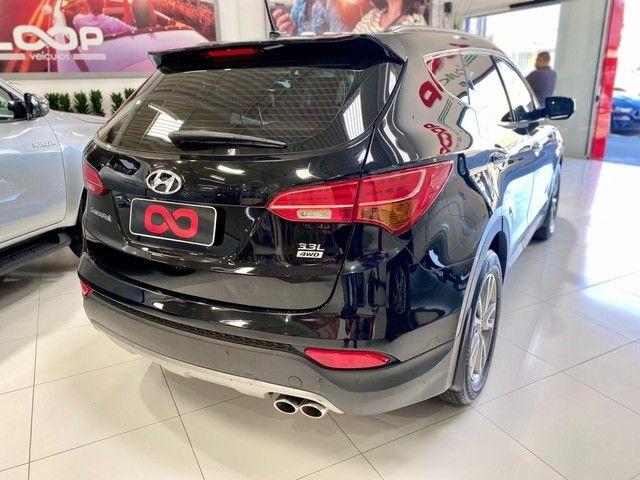 Hyundai Santa Fe/GLS 3.3 V6 4X4 Tiptronic - Foto 7
