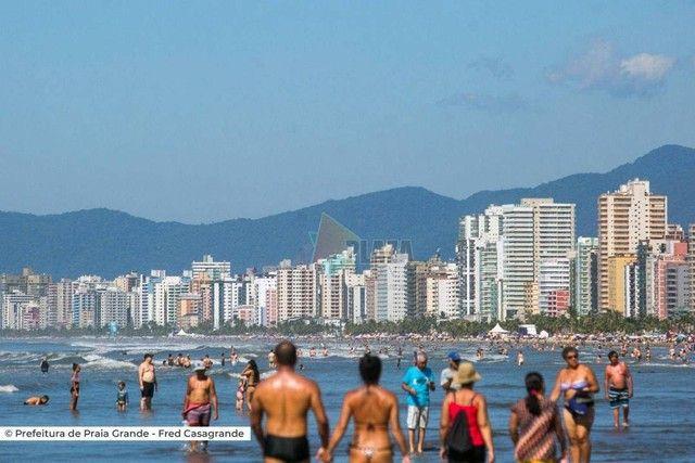 Praia Grande - Conjunto Comercial/Sala - Boqueirão - Foto 12