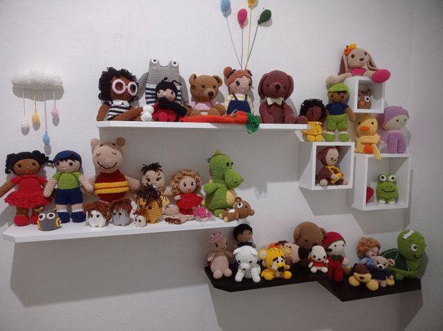 AMIGURUMIS - brinquedos