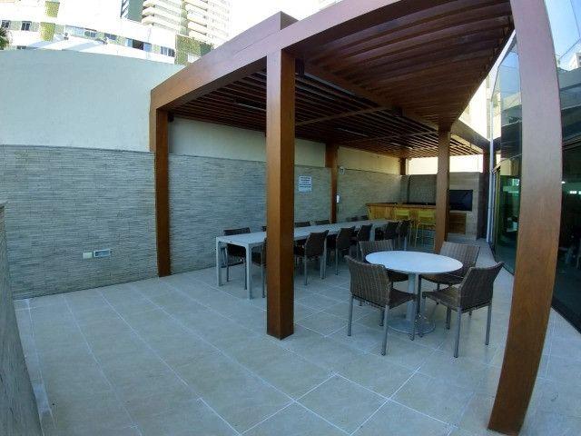 Edf João Heraclio Av. Boa Viagem / alto padrão / 205m/4 suites/lazer top/3 vagas - Foto 2