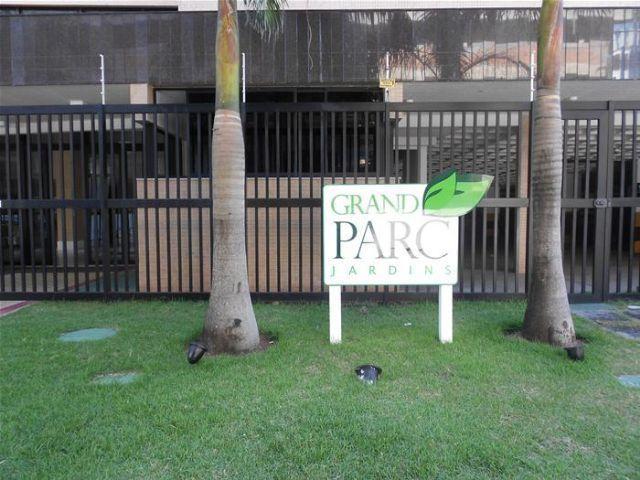 Apartamento no Condomínio Grand Parc