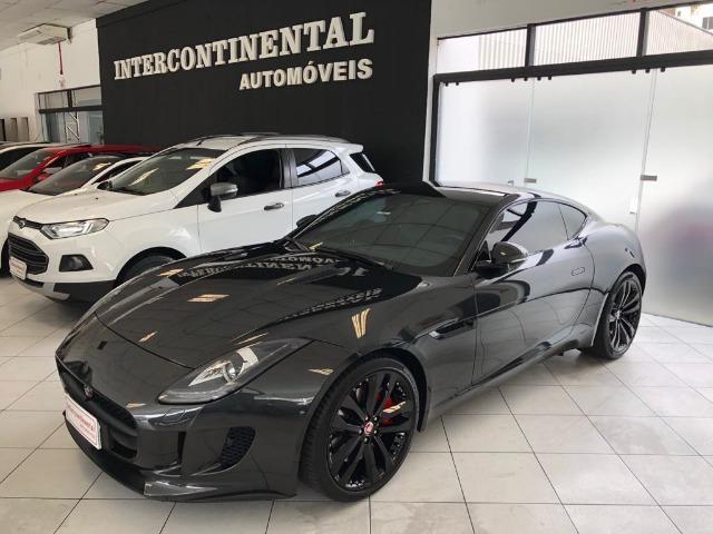 Perfect Jaguar F Type Coupe
