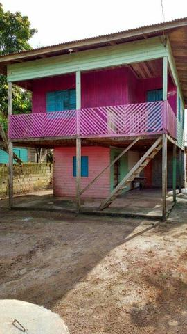 Aluga-se casa 2 pavimentos, rua nova canaã, (lot. ilha mirim), infraero 2.