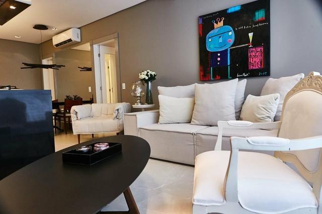 Lindo apartamento alto padrão em Jurerê Internacional, Florianópolis - Foto 10