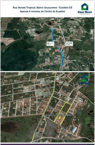 Grande lançamento no Eusébio, casas em condomínio - Foto 5