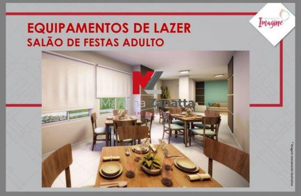 Residencial Imagine - Apartamento em Lançamentos no bairro Lagoa Seca - Santa Bá... - Foto 7