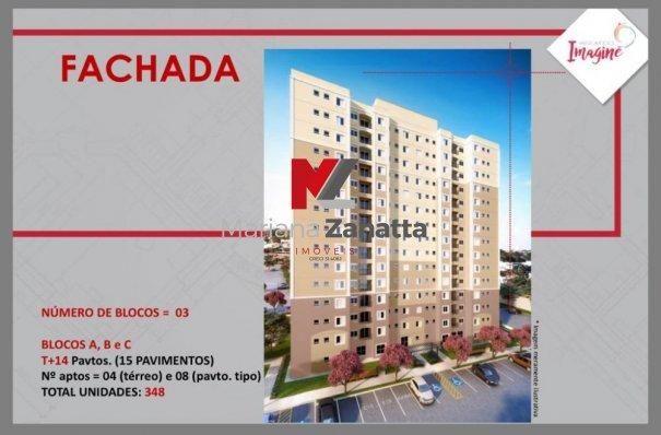 Residencial Imagine - Apartamento em Lançamentos no bairro Lagoa Seca - Santa Bá... - Foto 2