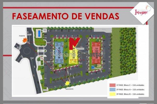 Residencial Imagine - Apartamento em Lançamentos no bairro Lagoa Seca - Santa Bá... - Foto 4