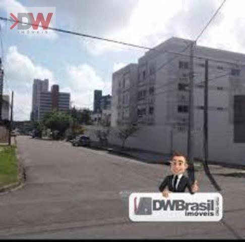 Apartamento em Capim Macio, 2 quartos sendo 1 suíte